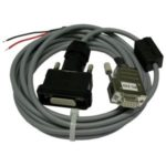 500200 RS-232 Configuration Cable FLS/DLS
