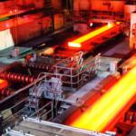Füllstandskontrolle von geschmolzenem Stahl und Eisen