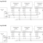 How to connect multiple sensors on a single line / cable? [zh]